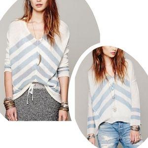 *NWT!* Free People Alpaca Blend Flowy Sweater